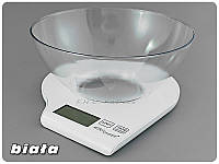 Весы кухонные электронные Ronner TW3010W 5kg, фото 1