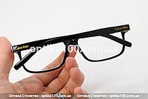 Окуляри для зору в стилі Calvin Klein. Корейські лінзи з антибликом, фото 2