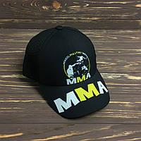 """Кепка- бейсболка  """"MMA"""" с сеткой, фото 1"""