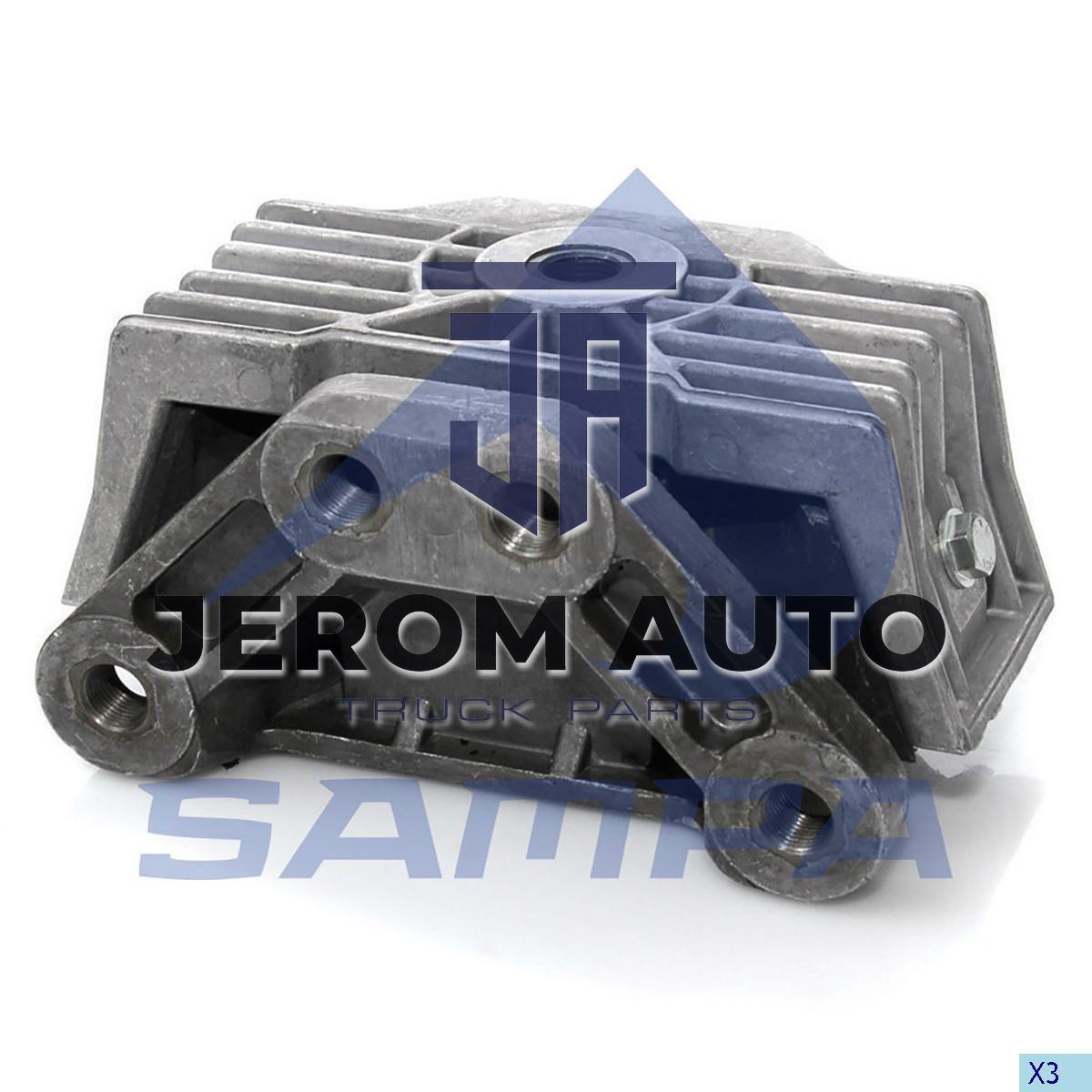 Подушка двигателя Mercedes (M16x1,5/M18x1,5/59x156x88x127) \9702400418 \ 011.423