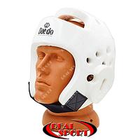 Шлем для тхэквондо белый Dado BO-5925-W