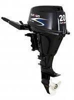 Подвесной лодочный мотор Parsun F20A BMS, 4-Х ТАКТНЫЙ. Бесплатная доставка!