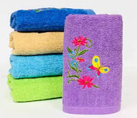 Кухонные полотенца Бабочка Цветок