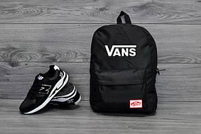 Стильный рюкзаки Vans off the wall