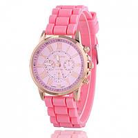 Часы Geneva Cavalli pink