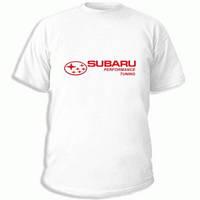 Майка Subaru