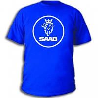 Футболка Saab