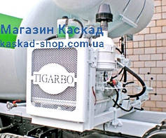 Автономні двигуни гідромеханічного приводу автобетонозмішувача TIGARBO, Туймази, CIFA,LIEBHER