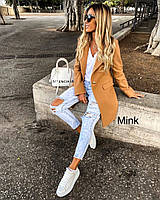 Пальто женское весеннее стильное  (Норма)