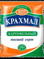 """Крахмал Картофельный 250г ТМ """"Смачна Кухня"""""""