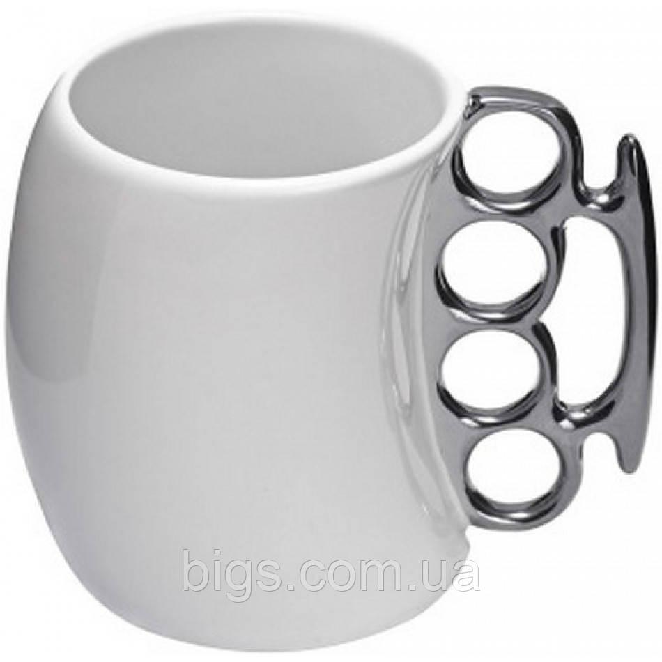 Чашка Кастет Белая 330мл