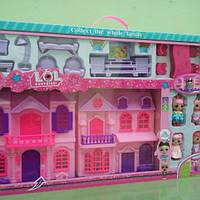 Кукольный дом  L.O.L. JX668-3