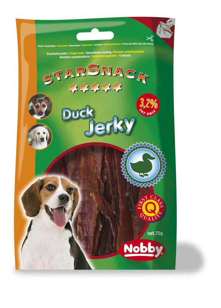 Утиное лакомство Soft Jerkey 70 г, Nobby