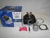 Цилиндр (комплект) Suzuki AD 50 cc 2т SPI (Тайвань)
