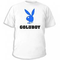Футболка Goluboy