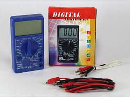 Мультиметр DT 700C цифровой тестр вольтиметр SKL11-235892