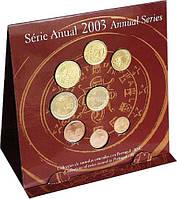 Португалія 2003. Офіційний річний набір монет