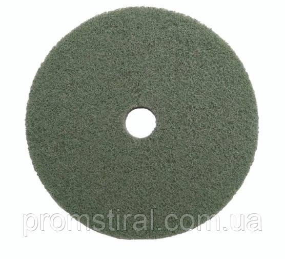 Вспененный абразивный круг Р240 150х10х22 зеленый