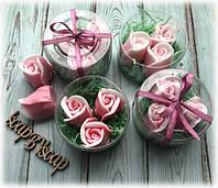 "Набір мила ""Бутони троянд"", фото 1"