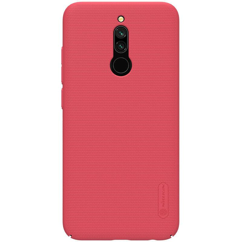 Nillkin Xiaomi Redmi 8 Frosted Shield Red Чохол Накладка Бампер