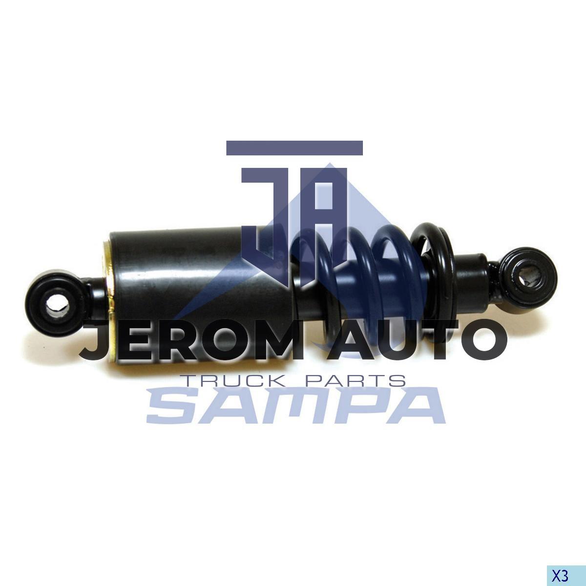 Амортизатор кабины MAN (d14xd45/d84x202/295) \81417226046 \ 020.293