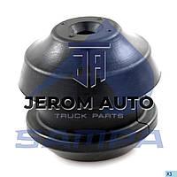 Подушка двигателя задняя (72х84) MAN \81960200205 \ 020.309