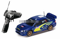 Радиоуправляемая модель 1:34 SUBARU WRC WELLY