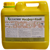 Хелатин Фосфор+Калий 10л