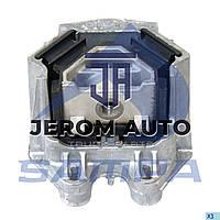 Подушка двигателя MAN (M14x1,5/M18x1,5/140x75/126) \81962100620 \ 020.473