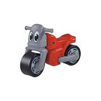 Мотоцикл-каталка BIG Racing Bike  Красный