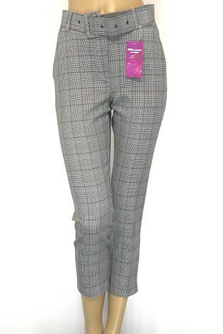 Жіночі брюки в клітку, фото 2