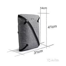 Многофункциональный рюкзак NIID UNO, стильный рюкзак, молодежный рюкзак, фото 3