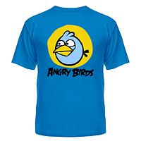 Футболка Синяя птица, фото 1