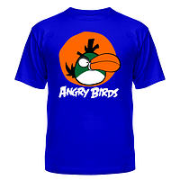 Футболка Зеленая птица — Ал, фото 1