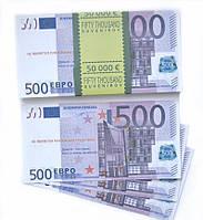 Сувенирные деньги ЕВРО