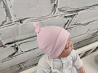 Трикотажная шапочка-колпачок