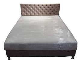 Кровать Альбина 160 + матрас + подмех