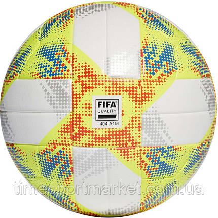Мяч футбольный Adidas Conext 19 Top Training DN8637 размер 5 (оригинал), фото 2