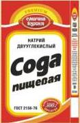 "Сода 300г ТМ ""Смачна Кухня"""