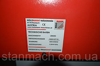 Долбежный станок Holzmann LBM 290 380В, фото 3