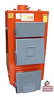 САН Эко котел-утилизатор на твердом топливе длительного горения мощностью 25 квт (САН ЭКо)