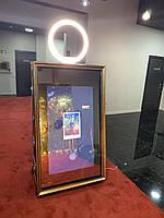 Фото зеркало в Одессе, селфи зеркало Одесса. заказать селфи зеркало Одесса