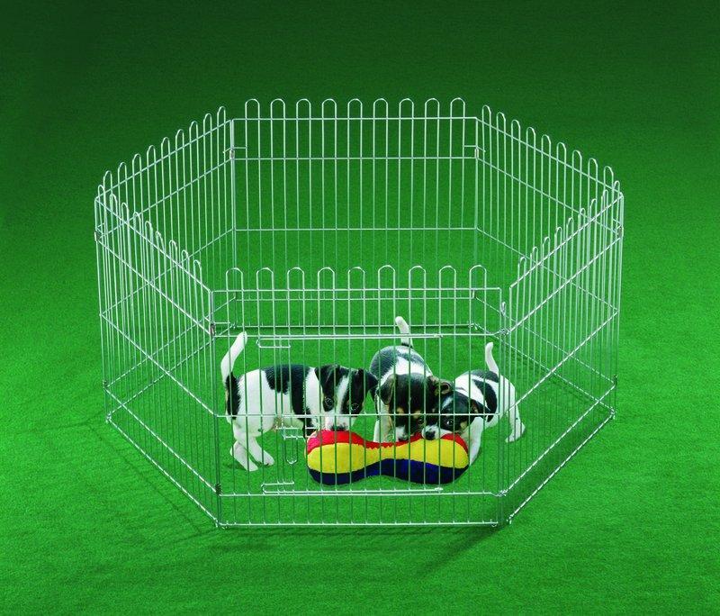 Вольер для щенков 60*60 см, Nobby