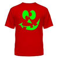 Футболка Смайлик зеленый, фото 1