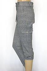Жіночі брюки в клітку, фото 3