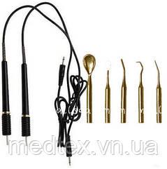 Две ручки+ набор насадок для электро шпателя