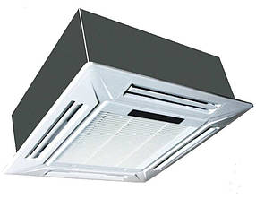 Кондиціонер касетний IdeaPro Inverter ICC-48HR-PA6-DN1