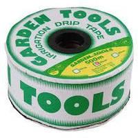 Капельная Лента щелевая Garden Tools 10см 6mil 300м, фото 1