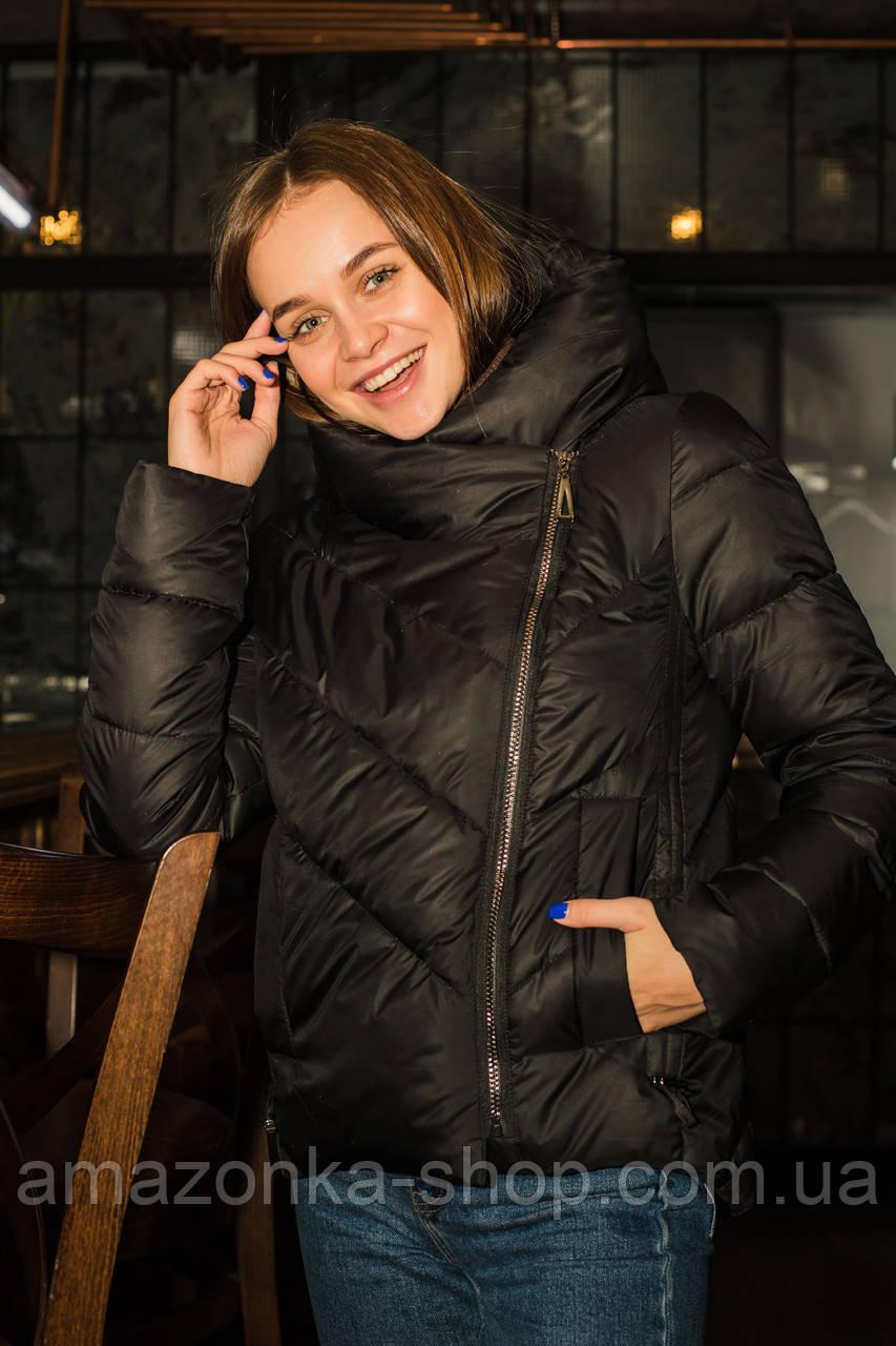 Стильная женская куртка на весну - сезон 2020 - (кт-073)