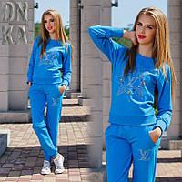 Женский спортивный костюм дг т1001, фото 1